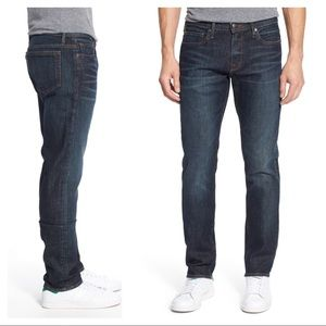 FRAME denim L'Homme slim straight jeans